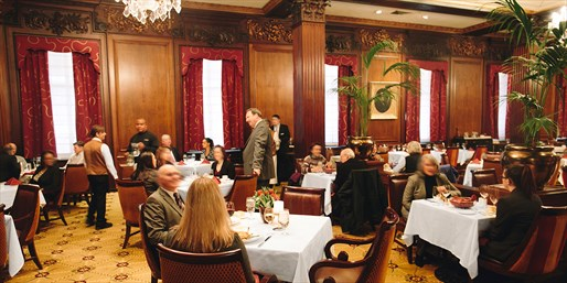 $59 -- Omni Parker House Zagat-Pick Dinner for 2, Reg. $122
