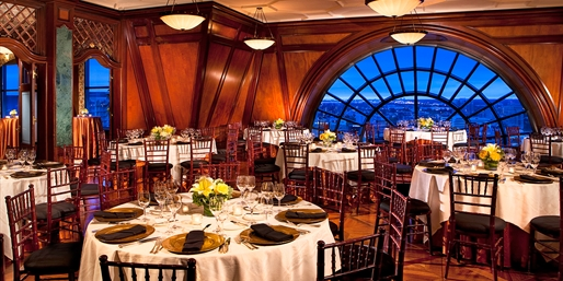 $75 -- The Crescent Club: Decadent Four-Course Dinner for 2