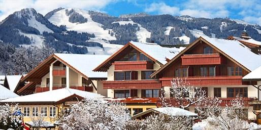 149 € -- Oberstdorf: 4 Wintertage mit Junior-Suite, -51%