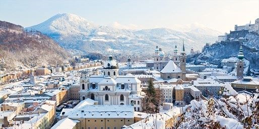 £165 -- Austria: 2-Nt Salzburg 4-Star Stay w/Meals, Save 46%