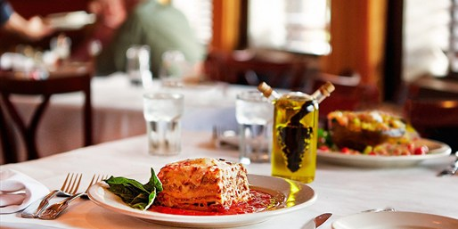 $39 -- North Side Jewel: Sicilian Dinner for 2, Reg. $78