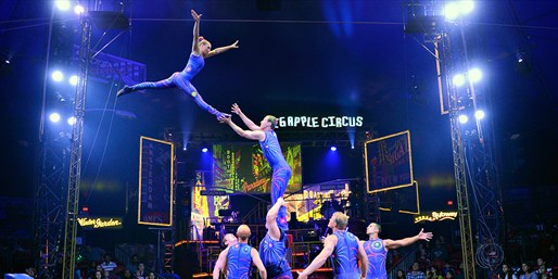 $22 -- Big Apple Circus Comes to Bridgewater, Reg. $38