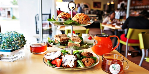 $20 -- NYT Pick: Tea & Scones for 2 in College Park, 50% Off