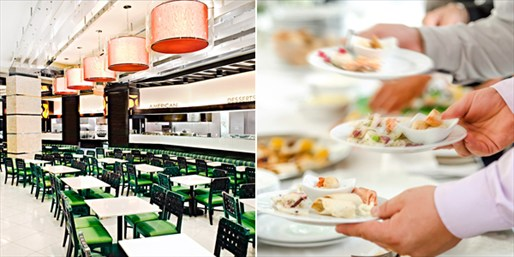 $35 -- Palms: Buffet Dinner for 2 w/Wine & Beer, Reg. $52
