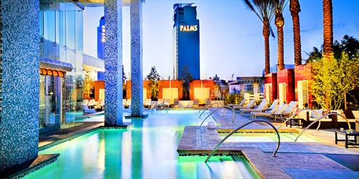 Half Off at Palms Place Spa: Massage or Massage & Facial