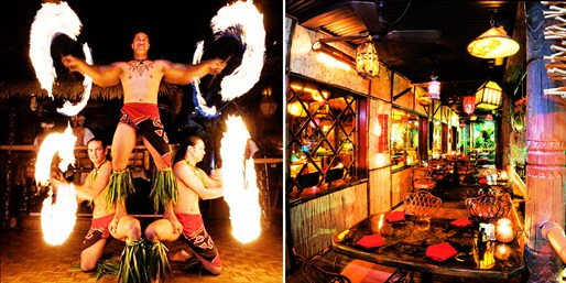 $75 -- Mai-Kai: Polynesian 3-Course Dinner & Show for 2