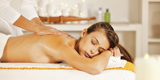 Top-Rated Spa: Massage or Facial Package, Save over 55%