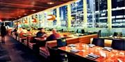 $39 -- Japanese Dinner w/Striking 21st-Floor Views, Reg. $70