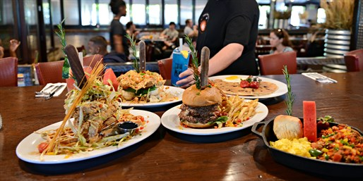 $20 -- Hash House a Go Go at Harrah's, 50% Off