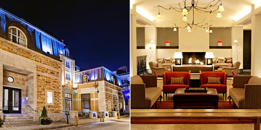 $159 -- Quebec City 'World's Best' Escape, Reg. $243