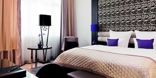 129 € -- 3 Tage in Leipzigs bestem Hotel mit Teezeit, -40%