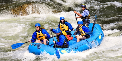 $79 -- Presale: South Fork Rafting Trip w/Lunch, Reg. $159