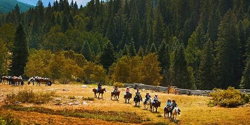 $599 -- Colorado 3-Night Dude Ranch Stay w/Meals, Reg. $1185