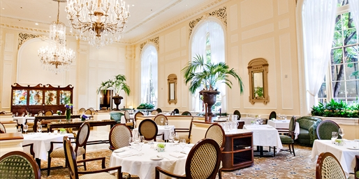 $79 -- The Fairmont: Dinner for 2 at The Georgian, Reg. $134