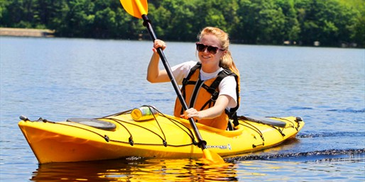 $10 -- Kayak: 7 Locations thru Summer, 50% Off
