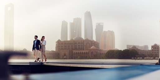 7-Nt Luxe Abu Dhabi & Dubai w/NYC Air, Save $100, From New York City