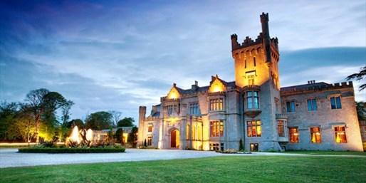 £139 (179€) -- Luxury Irish Castle Stay, Was £212