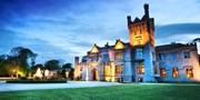 £139 -- Luxury Irish Castle Escape w/50€ Credit, Was £270+