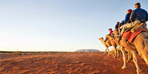 Australia Outback 5-Night Trip incl. Uluru, From $1,399