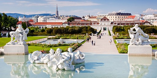 £55 -- Vienna 4-Star Summer Hotel Stay, Save 44%