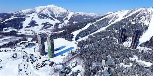 ¥10,000 -- 星野リゾート スキー&露天風呂 100平米スイートや航空券付も最安