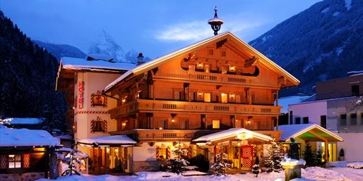 449€ -- 5 Noches en 4* Alpes Austriacos, Cenas y Coche, -50%