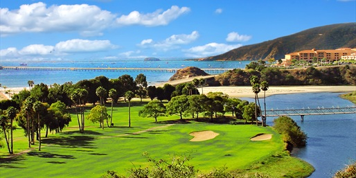 $40 -- 'SLO's Best Course' Oceanfront Golf, Reg. $72