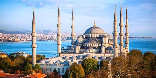 199€ -- Imbattable: circuit 8 jours en Turquie, vols inclus