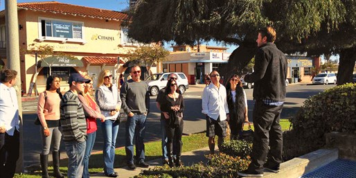 $22 -- Culinary Walking Tours of San Diego, 50% Off