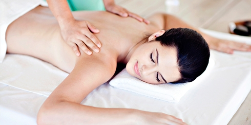 $65 -- The Beauty Spot: Massage & Deluxe Mani, Reg. $133