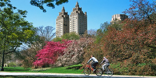 $9 -- Bike Central Park thru Summer: 1-Hour Rental, Reg. $15