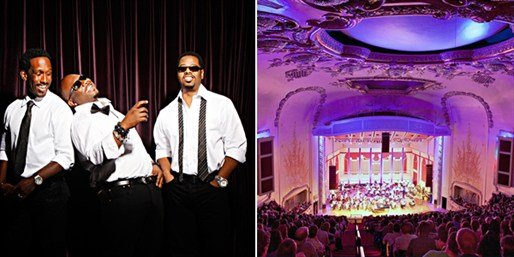 $22.50 & up – 3 Pittsburgh Symphony Shows incl. Boyz II Men