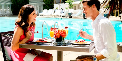 $55 -- The Beverly Hilton: Brunch & Bubbly for 2, Reg. $90