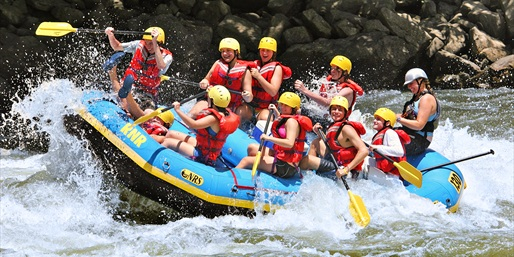 $69 -- Summer White-Water-Rafting Trip w/Camping, Reg. $140
