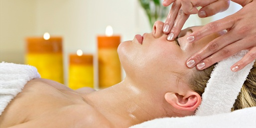 $45 & up -- Massage or Facial at Top-Rated Day Spa, 50% Off