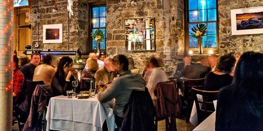 $65 -- Distillery District: Italian Dinner for 2, Reg. $137
