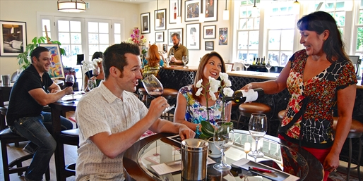 $29 -- Wine Tasting w/Bouchon Bakery Lunch or Pairing Class