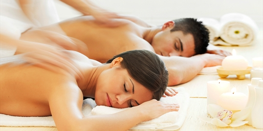 $99 -- Romantic Couples Hot Stone Massage, Reg. $200