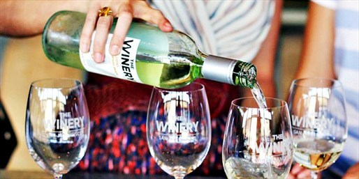 $125 -- Winery SF: Membership w/Wine & Tastings, Reg. $200