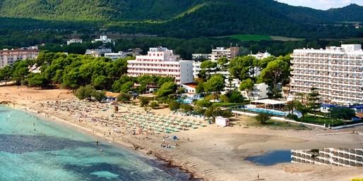 444 € -- Mallorca: Sommerurlaub im idyllischen Hotel, -35%