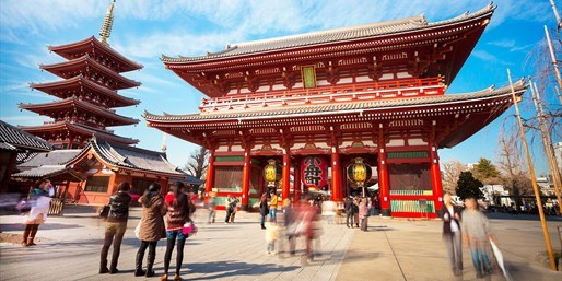 £1199pp -- Japan Guided Tour inc Flights & Meals