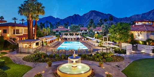 $89 -- Miramonte Resort & Spa: Massage w/Bubbly & Pool