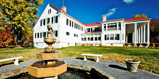 Travelzoo Deal: $149 -- Romantic Virginia Manor w/Breakfast, Reg. $410