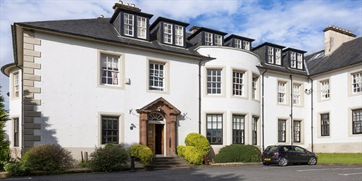 £69 -- Country-House Break w/Dinner near Dumfries, Save 49%