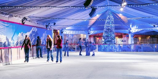 $10 & up -- Park Tavern Ice Skating w/Hot Chocolate, 50% Off