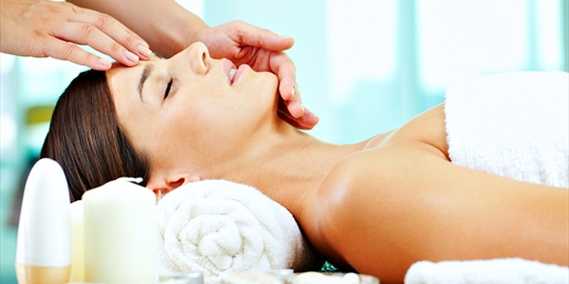 $59 -- Lake Bellevue Spa: Facial and Pedicure, Reg. $109