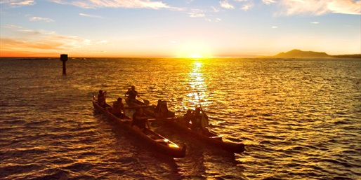 $30 -- Maunalua Bay: Double-Hull Canoe Tour, Reg. $64