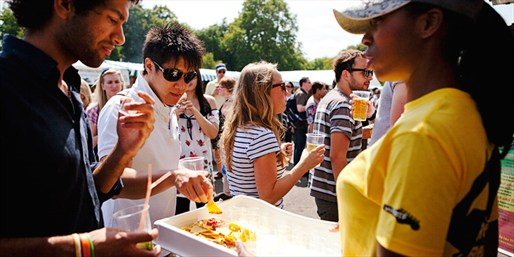 £15 -- Bristol Harbourside Food Festival: 2 Tickets, 50% Off