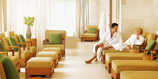 $209 -- Four Seasons Spa Day w/Massage, Facial & Bubbly