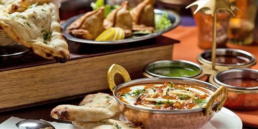 $40 -- Queen West: Half Off Indian Dinner for 2